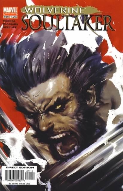 Wolverine: Soultaker (2005) Complete Bundle - Used
