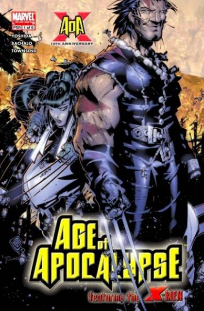 X-Men: Age of Apocalypse (2005) Complete Bundle - Used