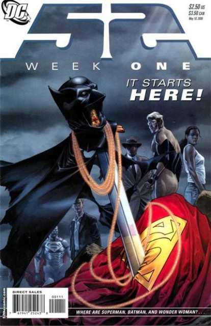 52 Weeks (2006) no. 1 - Used