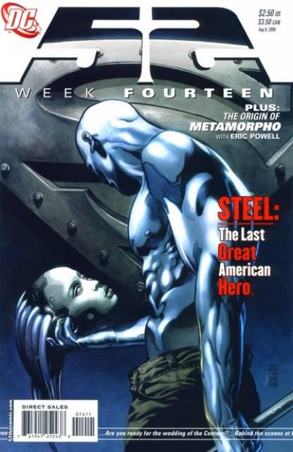 52 Weeks (2006) no. 14 - Used