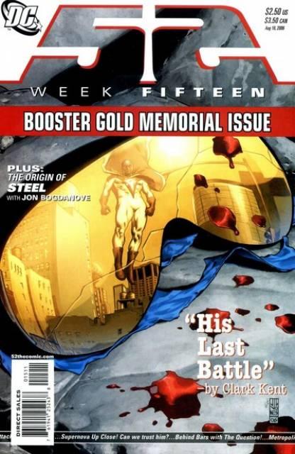 52 Weeks (2006) no. 15 - Used