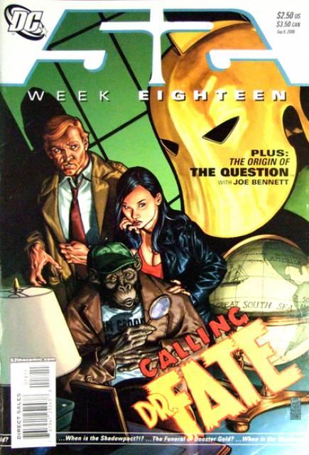 52 Weeks (2006) no. 18 - Used
