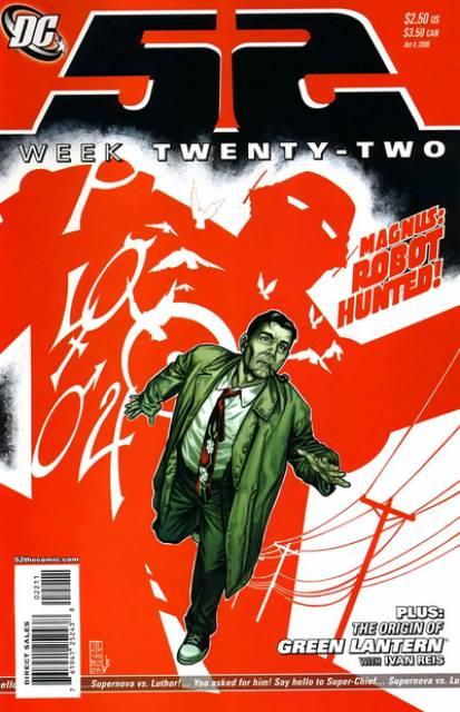 52 Weeks (2006) no. 22 - Used