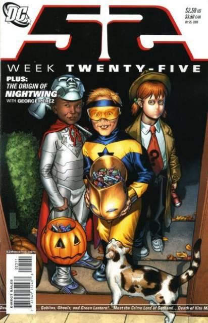 52 Weeks (2006) no. 25 - Used