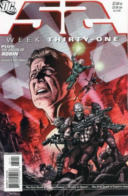 52 Weeks (2006) no. 31 - Used