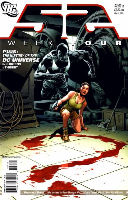 52 Weeks (2006) no. 4 - Used