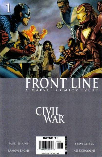 Civil War Front Line (2006) Complete Bundle - Used