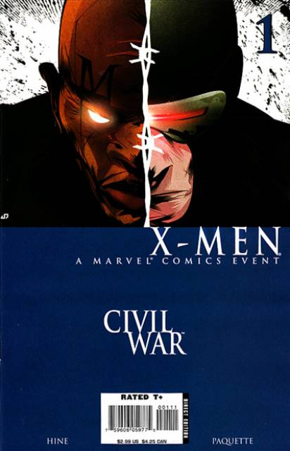 Civil War: X-Men (2006) Complete Bundle - Used
