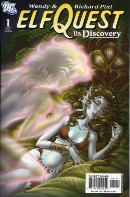 Elfquest The Discovery (2006) Complete Bundle - Used