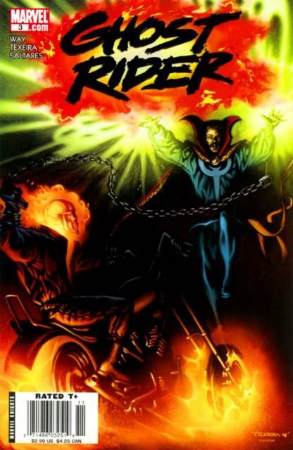 Ghost Rider (2006) no. 3 - Used
