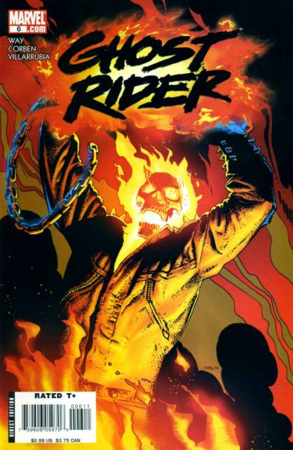 Ghost Rider (2006) no. 6 - Used