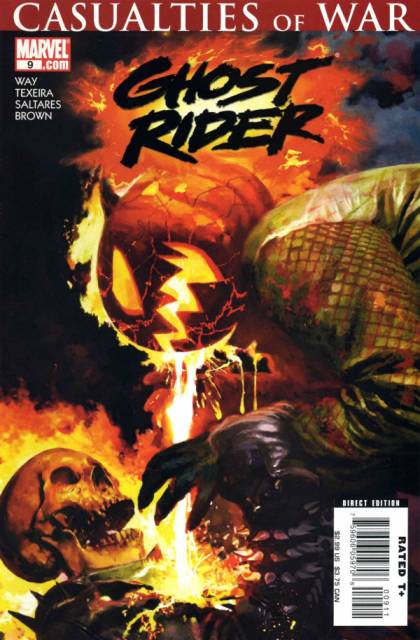 Ghost Rider (2006) no. 9 - Used
