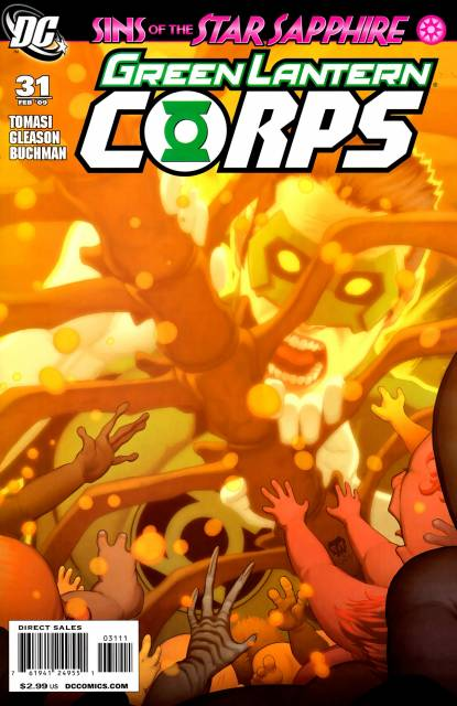 Green Lantern Corps no. 31 - Used