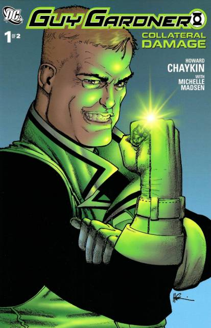 Guy Gardner: Collateral Damage (2006) Complete Bundle - Used