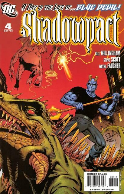 Shadowpact (2006) no. 4 - Used