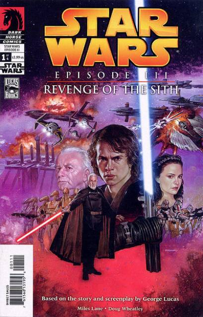Star Wars: Episode 3: Revenge of the Sith (2006) Complete Bundle - Used