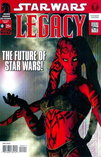 Star Wars Legacy (2006) no. 0 - Used