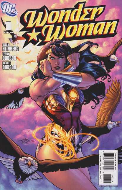 Wonder Woman (2006) no. 1 - Used