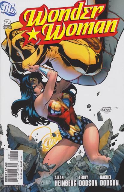 Wonder Woman (2006) no. 2 - Used
