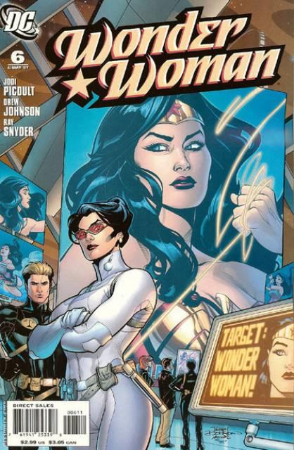 Wonder Woman (2006) no. 6 - Used