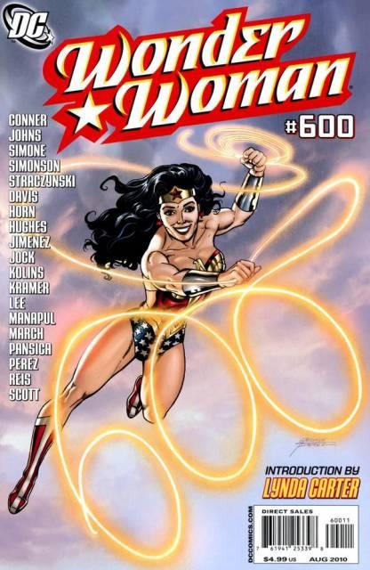 Wonder Woman (2006) no. 600 - Used