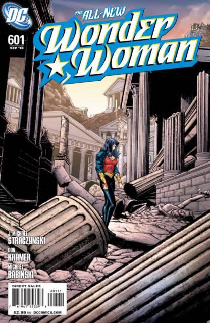 Wonder Woman (2006) no. 601 - Used