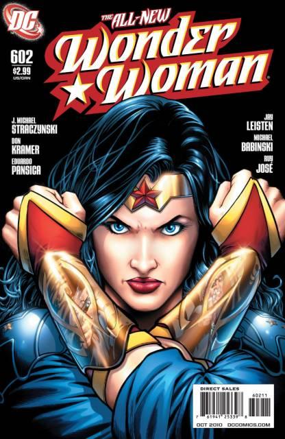 Wonder Woman (2006) no. 602 - Used