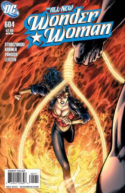 Wonder Woman (2006) no. 604 - Used