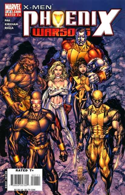 X-Men: Phoenix Warsong (2006) Complete Bundle - Used