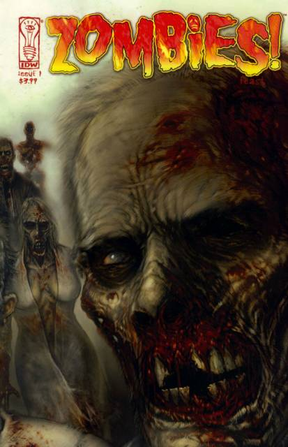 Zombies Feast (2006) Complete Bundle - Used