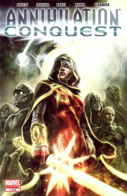 Annihilation: Conquest (2007) Complete Bundle - Used