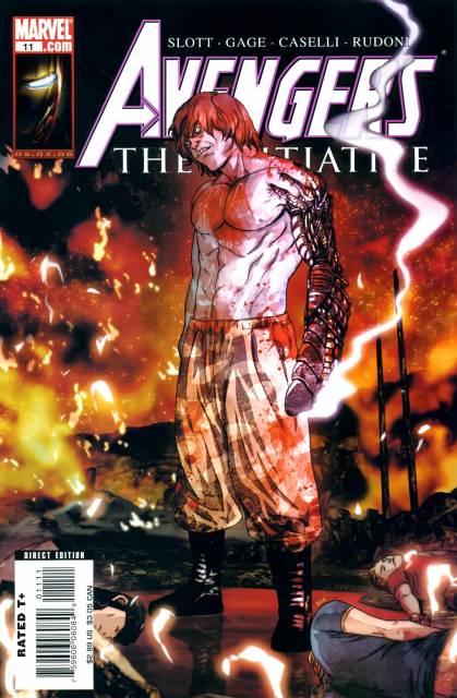 Avengers Initiative (2007) no. 11 - Used