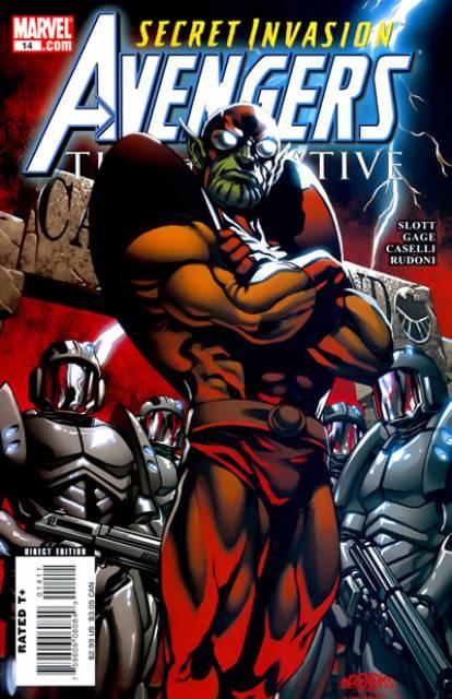 Avengers Initiative (2007) no. 14 - Used