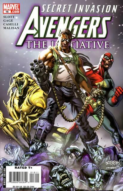 Avengers Initiative (2007) no. 16 - Used
