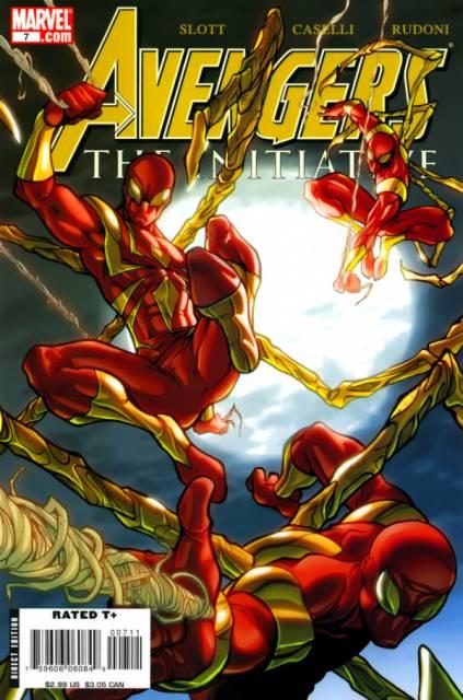 Avengers Initiative (2007) no. 7 - Used