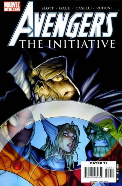 Avengers Initiative (2007) no. 9 - Used