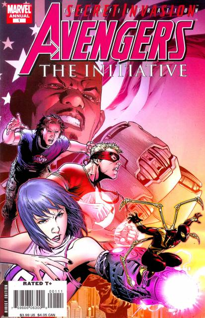 Avengers Initiative (2007) Annual no. 1 - Used