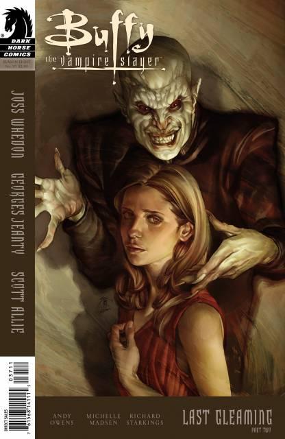 Buffy the Vampire Slayer: Season 8 (2007) no. 37 - Used