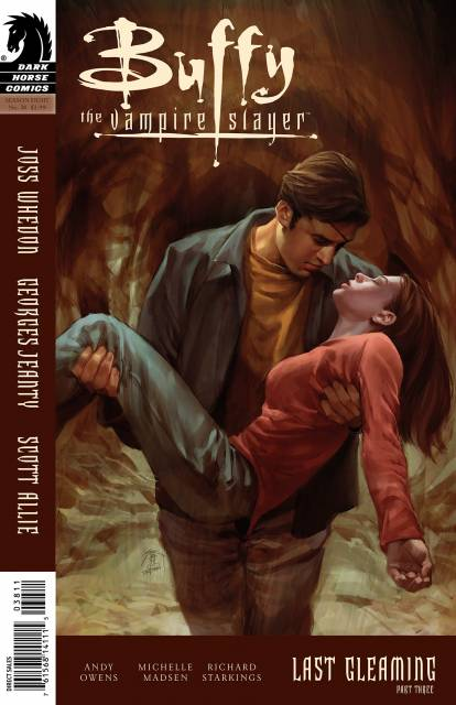 Buffy the Vampire Slayer: Season 8 (2007) no. 38 - Used