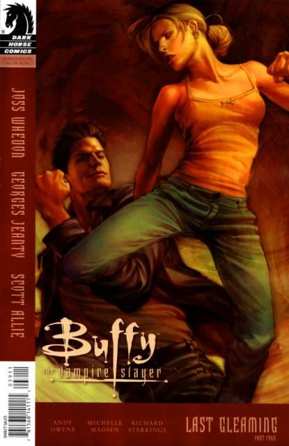Buffy the Vampire Slayer: Season 8 (2007) no. 39 - Used