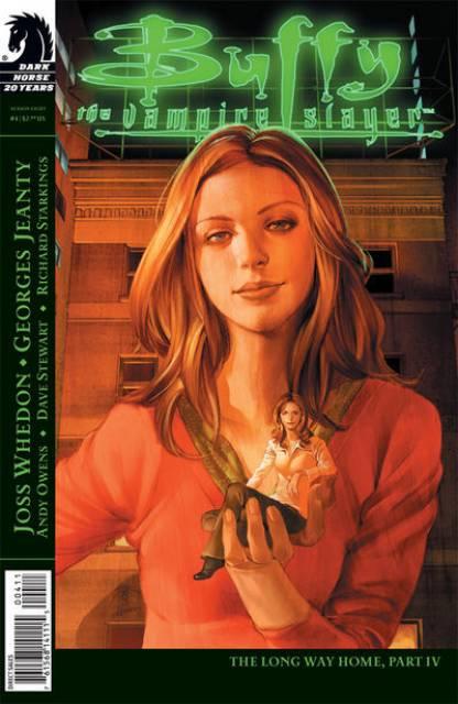 Buffy the Vampire Slayer: Season 8 (2007) no. 4 - Used