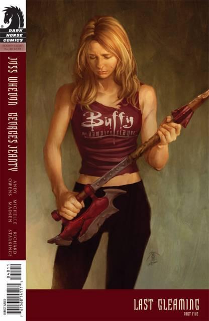 Buffy the Vampire Slayer: Season 8 (2007) no. 40 - Used