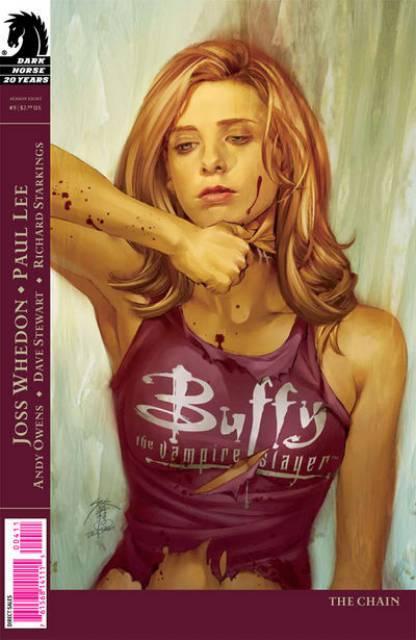 Buffy the Vampire Slayer: Season 8 (2007) no. 5 - Used