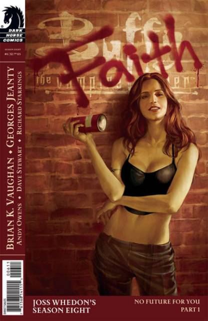 Buffy the Vampire Slayer: Season 8 (2007) no. 6 - Used