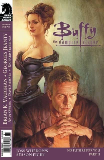 Buffy the Vampire Slayer: Season 8 (2007) no. 7 - Used