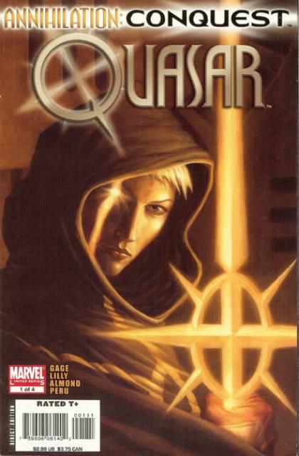 Annihilation: Conquest: Quasar (2007) - complete bundle