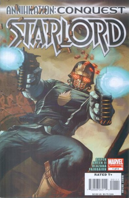 Annihilation: Conquest: Starlord (2007) Complete Bundle - Used