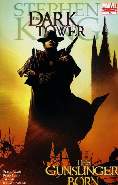 Dark Tower: The Gunslinger Born (2007) Complete Bundle - Used