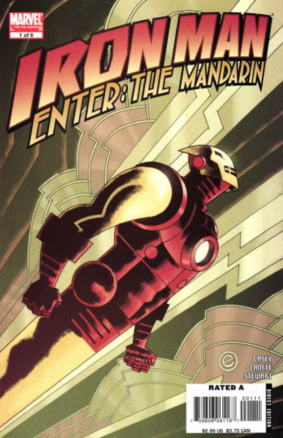 Iron Man: Enter the Mandarin (2007) Complete Bundle - Used