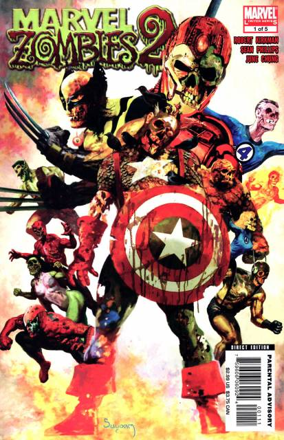 Marvel Zombies 2 (2007) Complete Bundle - Used